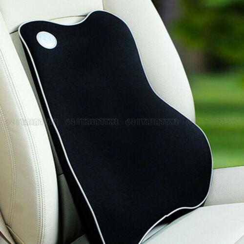 Lumbar Car Seat Office Cushion Memory Foam