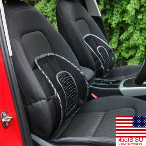 Lumbar Back Support Spine Posture Correction Cushion For Car