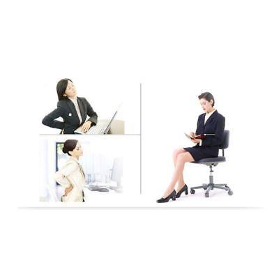 Lumbar Cushion Back Memory Chair