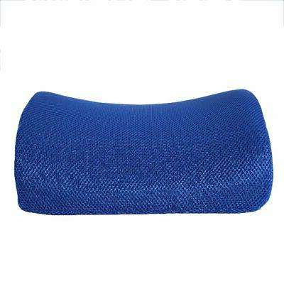 Lumbar Cushion Back Support Travel Pillow Seat Home US