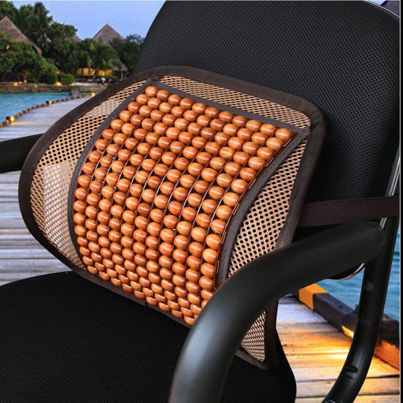 Lumbar Support Car Seat Chair Home Office Cushion for Lower