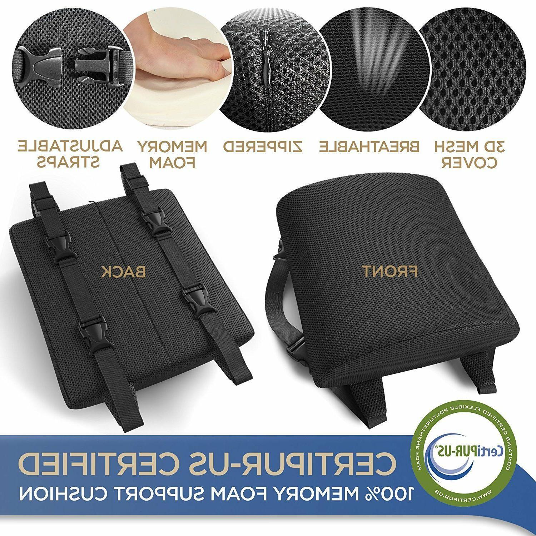 Lumbar Chair Foam Ergonomic