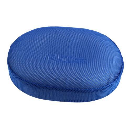 MagiDeal Blue Donut Seat Chair Cushion Hemorrhoid Bedsore Ta