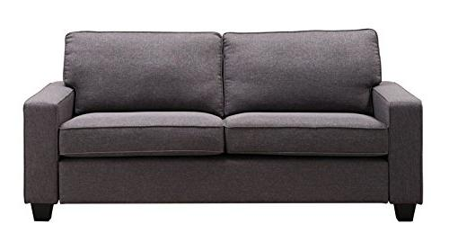 manchester grey linen sofa