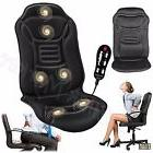 6 Motor Massage Car Seat Cushion Back Relief Chair Pad Heate