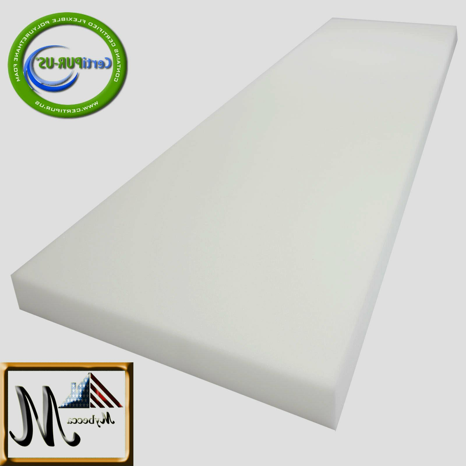 medium density upholstery foam cushion seat replacement