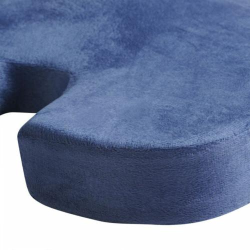 Memory Office Chair Coccyx Orthopedic Pain Pillow U