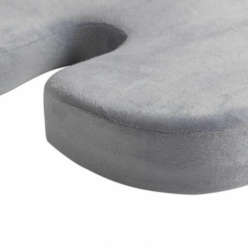 Memory Car Office Chair Cushion Orthopedic Pain U