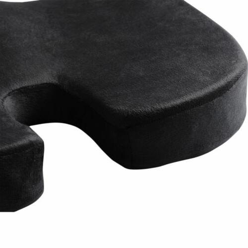Memory Seat Office Chair Coccyx Orthopedic Pain U