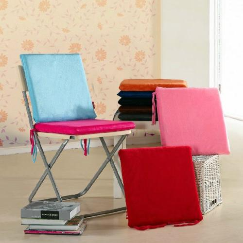 """M Chair/Seat with Ties 18"""" 18"""","""