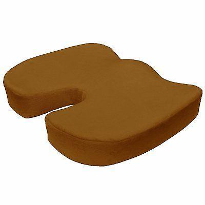 Memory Foam Car Chair Cushion Pain Relief