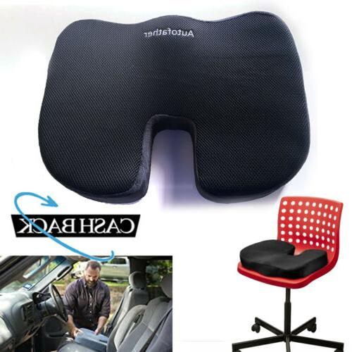 memory foam coccyx orthopedic large seat office
