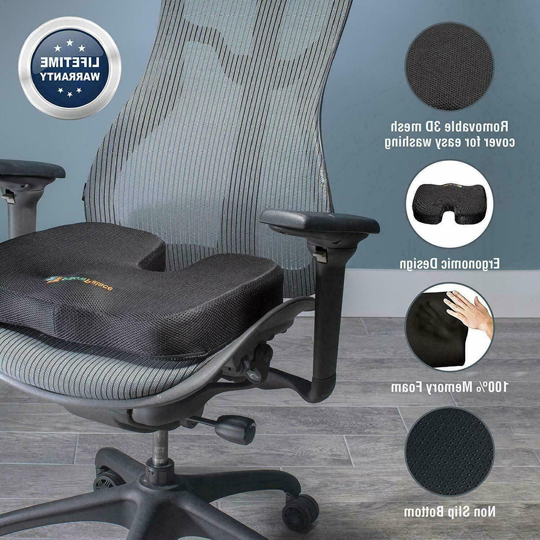 Memory for Chair Car Seat Orthopedic