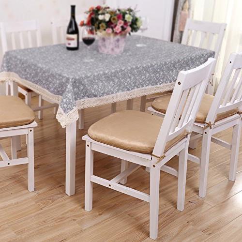 M Dining Chair Pad with Dark Grey