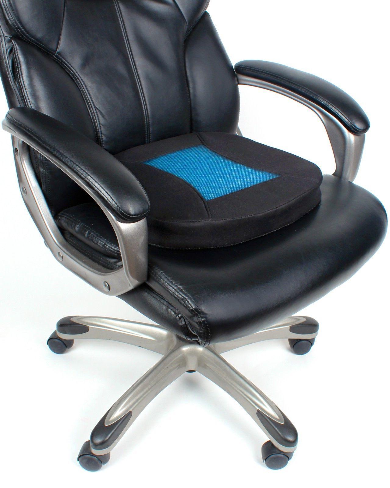 Memory Foam Cushion Chair, Car Seat Wheelchair