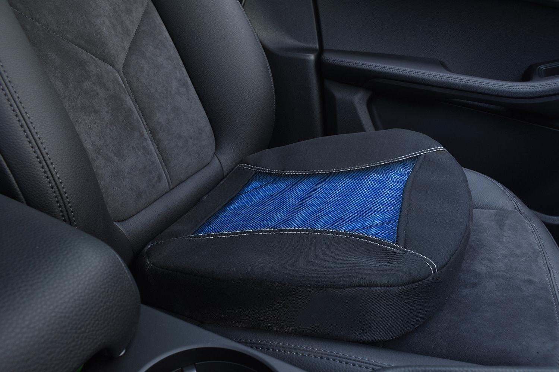 Memory Foam Gel Seat Cushion for Office Car Seat &