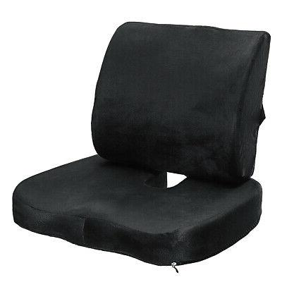Memory Foam Support Pillow Chair Seat Orthopedic