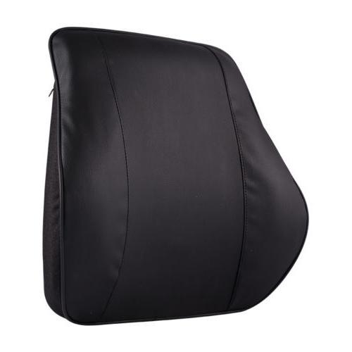Memory Lumbar Back Support Pillow Car Seat Chair