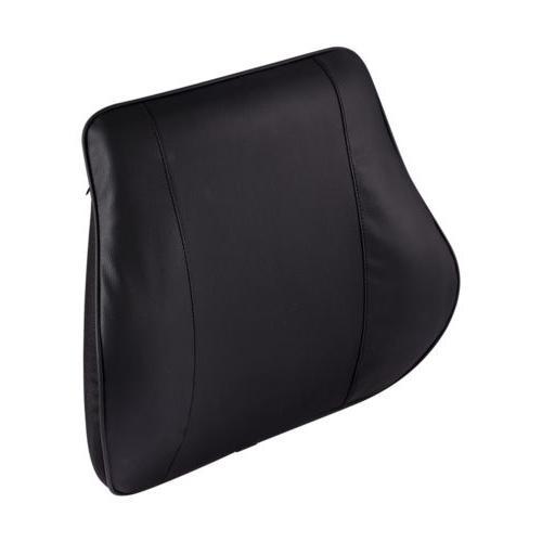 Memory Foam Cushion Back Car Chair