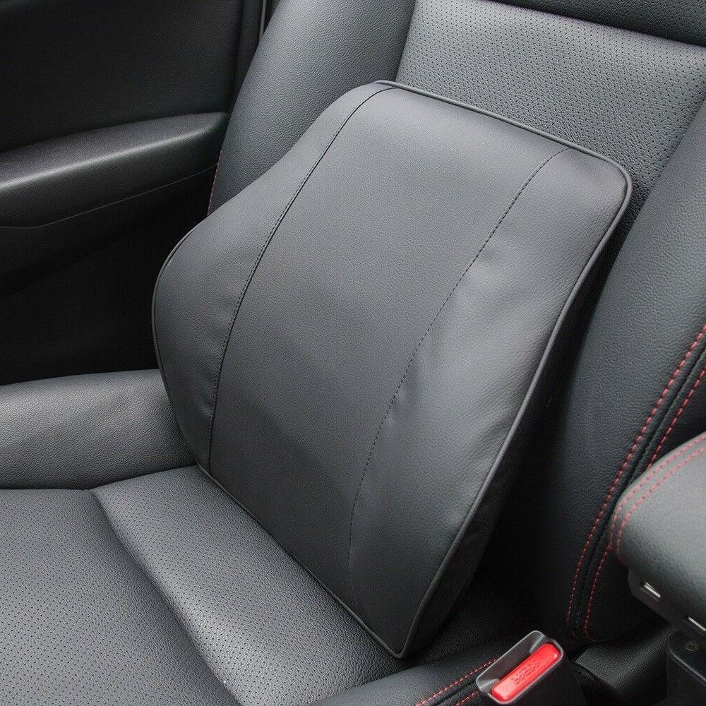 memory foam lumbar cushion back support travel