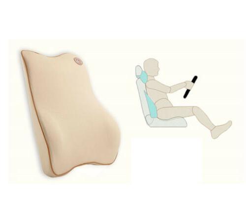 Memory Foam Cushion Car Pillow
