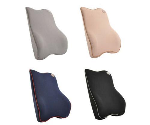 Memory Cushion Car Seat Chair Pillow