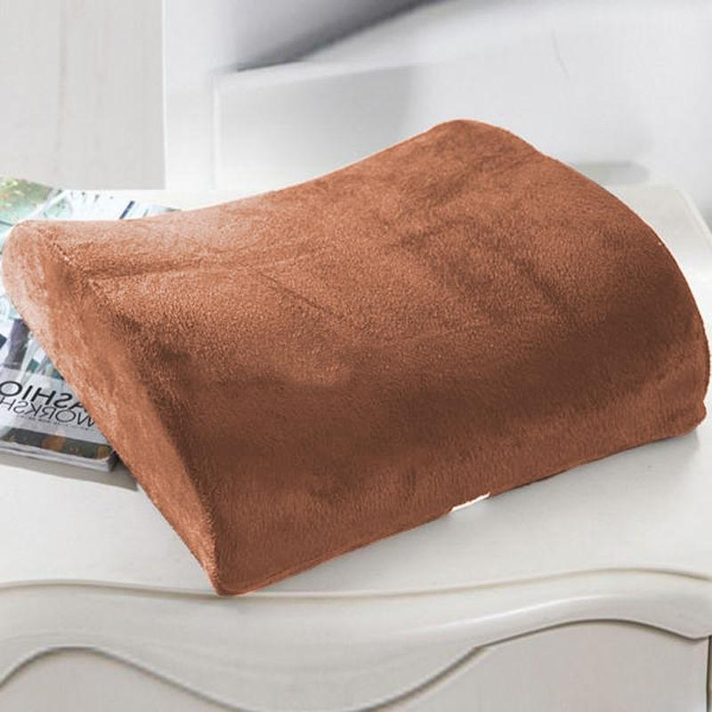 Memory Foam Lumbar Seat Back Home Chair Pillow