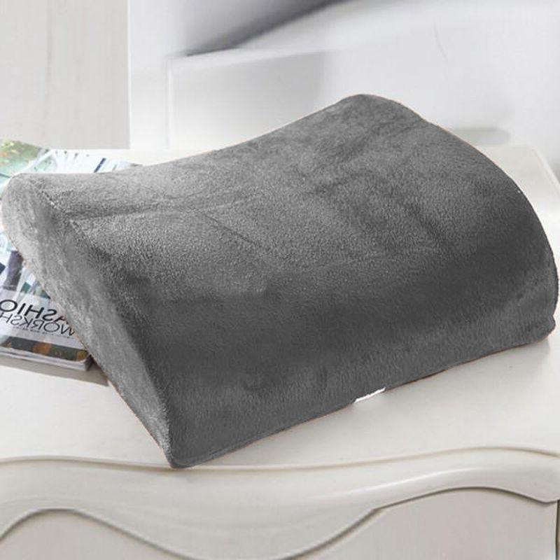 Memory Foam Lumbar Support Seat Cushion