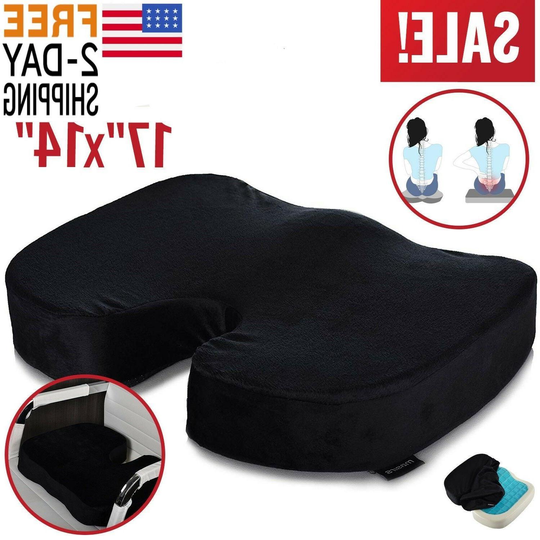 memory foam office chair cushion car seat