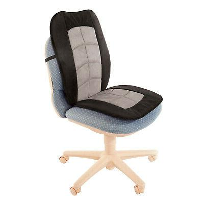 Memory Foam Seat and Back Cushion - For Car Home Office