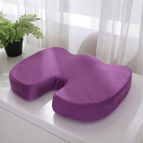 Memory Foam Cushion Office Breathable