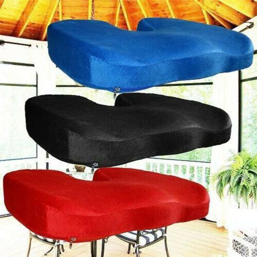memory foam seat cotton cushion office chair