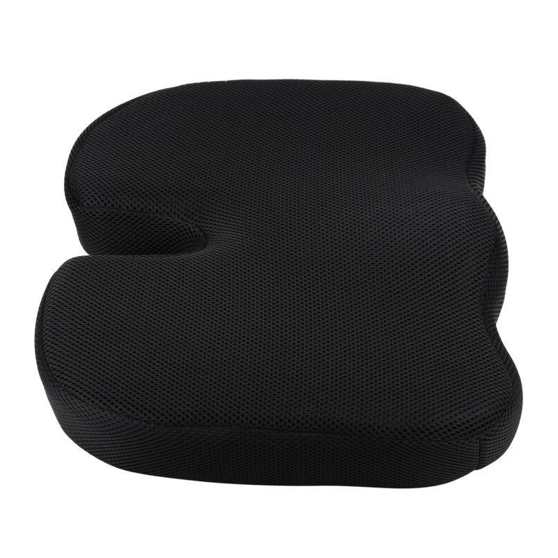 Memory Foam Orthopedic Chair Pillow Comfort Sciatica