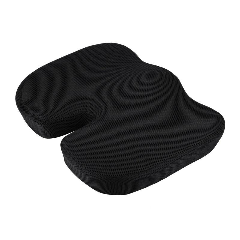 Memory Foam Cushion Orthopedic Comfort Sciatica