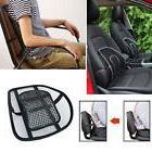 mesh back lumbar support for car seat