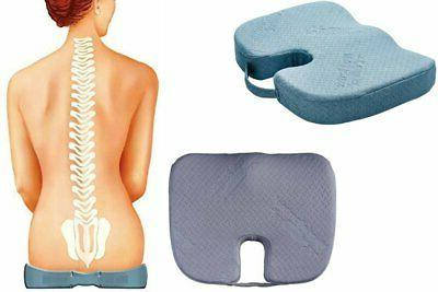 miracle orthopedic bamboo cushion comfort seat pillow
