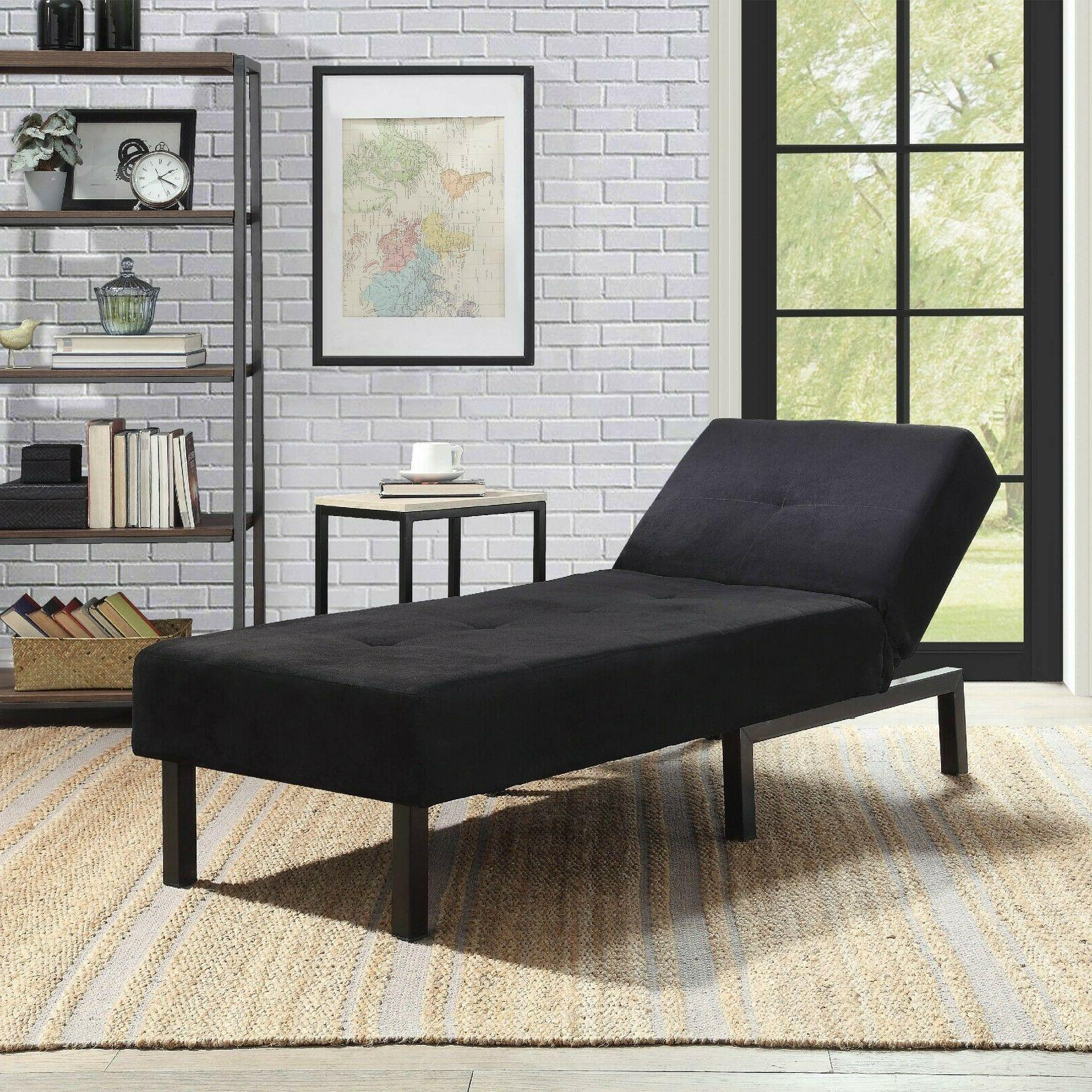 Modern Upholstered Lounge Plush Sofa Seat Bed