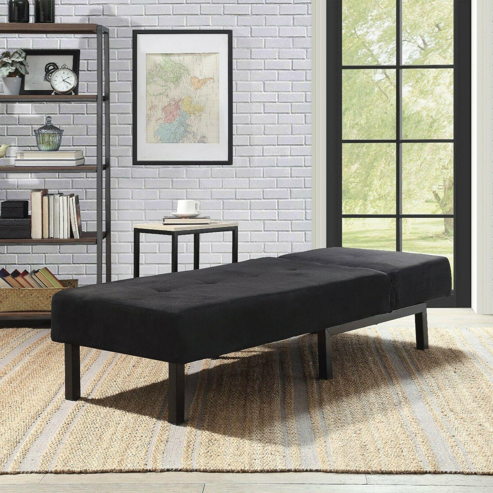 Modern Tufted Lounge Plush Cushion Sofa Seat Bed