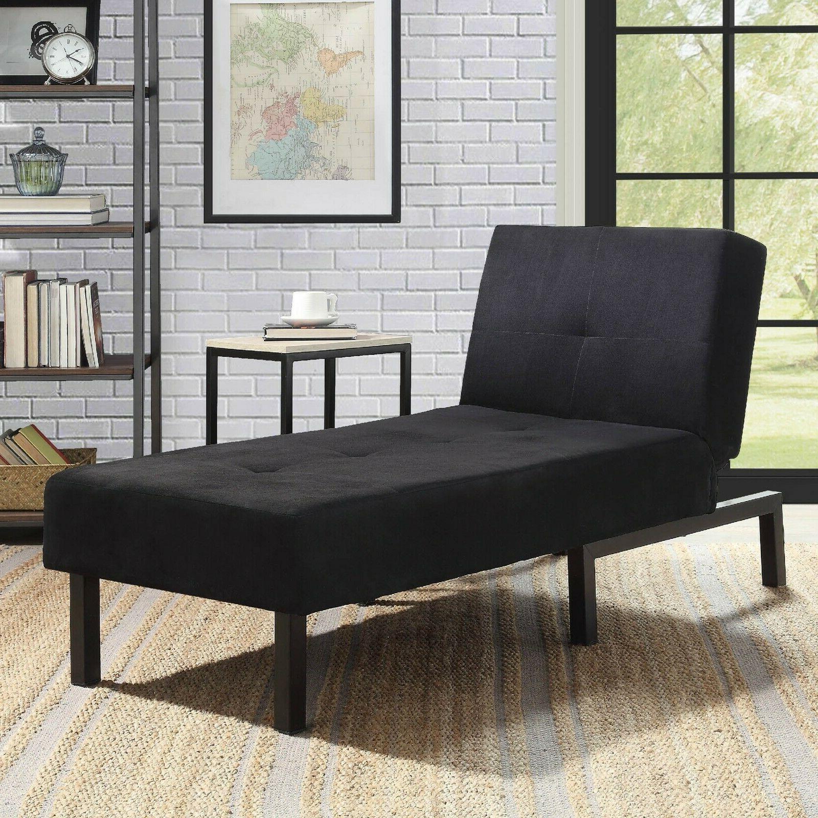 modern tufted upholstered plush cushion reclining sofa