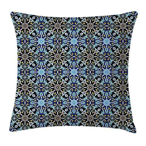 moroccan throw pillow cushion cover