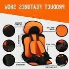 NEW Baby Toddler Child Kid High Chair Seat Cushion Harness P