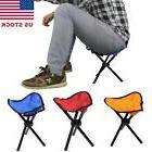 New Camping Fishing Travel Foldable Tripod Folding Seat Stoo