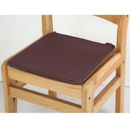 NEW Cushion Garden Indoor Dining Seat Pad Tie On Foam
