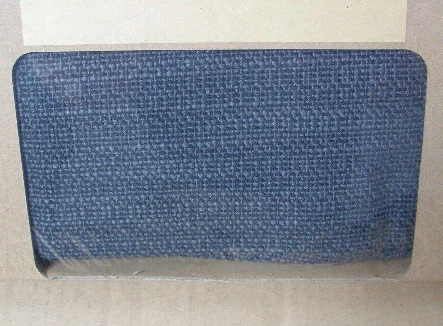 New DELAKTIG Armchair Seat Cushion Cover HILLARED Athracite
