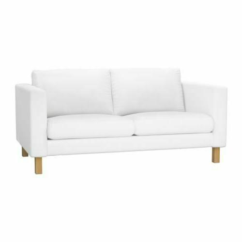 Swell New Ikea Karlstad Loveseat 2 Seat Couch Cushion Cover Blekinge White 001 186 55 Evergreenethics Interior Chair Design Evergreenethicsorg