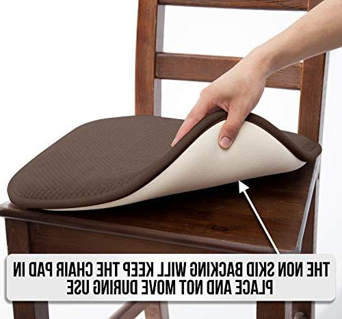 "Ellington Home Memory Seat Chair - 17"" - -"
