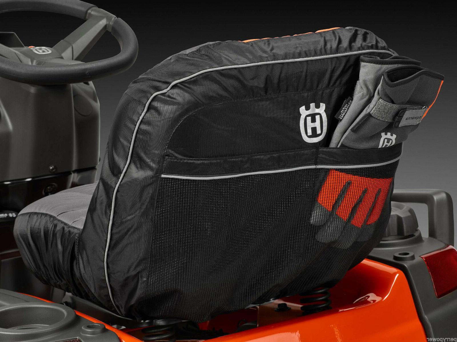 New OEM Husqvarna Seat Cover Gear Warranty