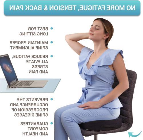 Office Chair Orthopedic Car Tailbone