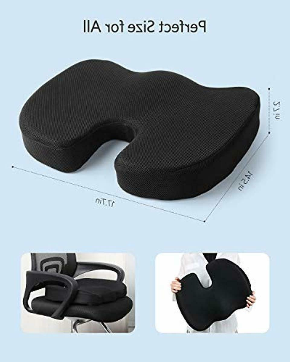 Office Seat Gel Pad Car Support