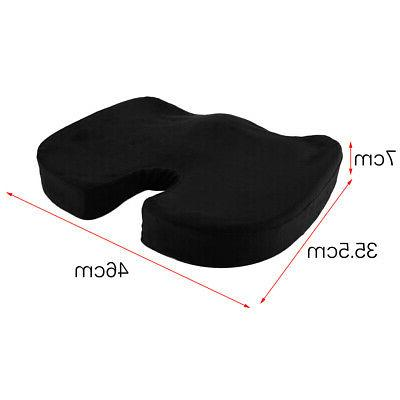 Posture Cushions Office Seat Memory Foam Relief Pillow Pads